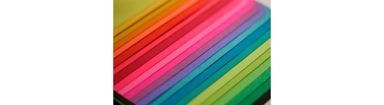 Venta al por mayor de cartulinas de colores - Almacen de papel